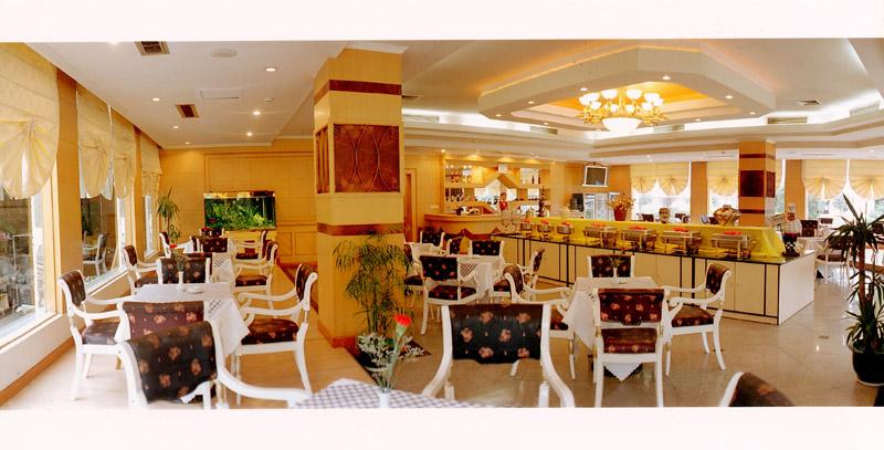 金海棠大酒店西餐厅