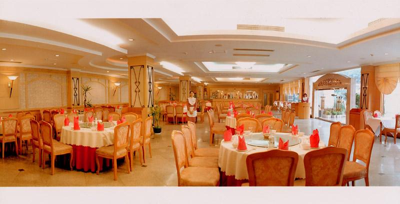 金海棠大酒店中餐厅